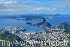 Tips on 48 Hours Travelling in Rio de Janeiro