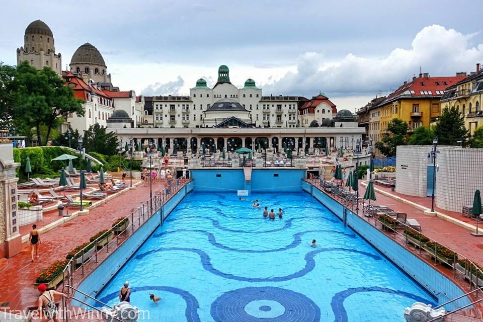 budapest thermal spa 布達佩斯溫泉