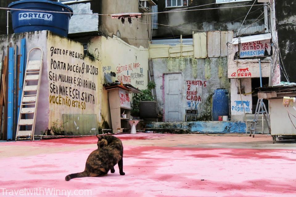 Favela rooftop