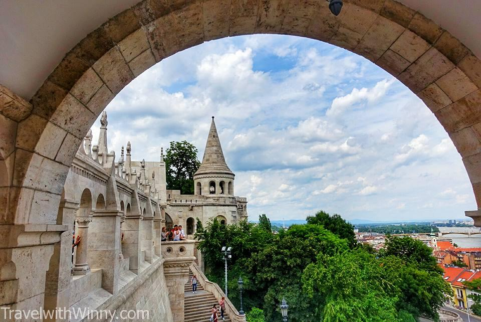 漁人堡 Fisherman's Bastion