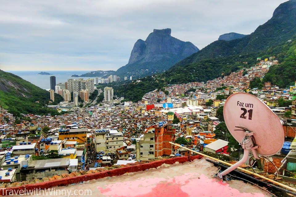 View favela
