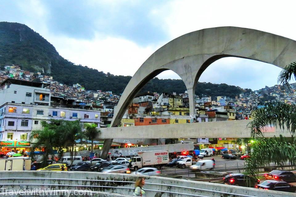 Corruption, Rio de Janeiro, favela