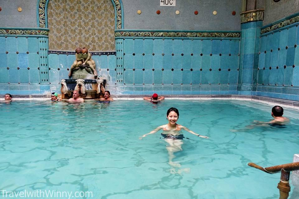 Budapest spa hotel 布達佩斯溫泉