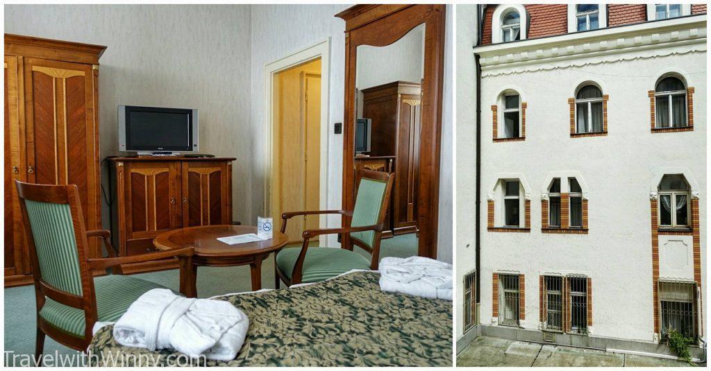 Danubius Gellert Hotel 布達佩斯溫泉飯店