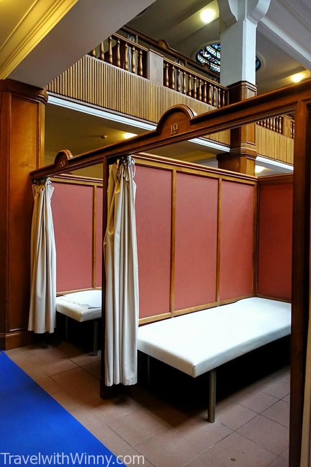 gellert bath 蓋勒特浴場