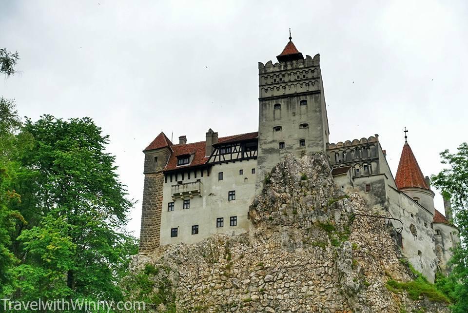 bran castle dracula 吸血鬼城堡 吸血鬼故鄉