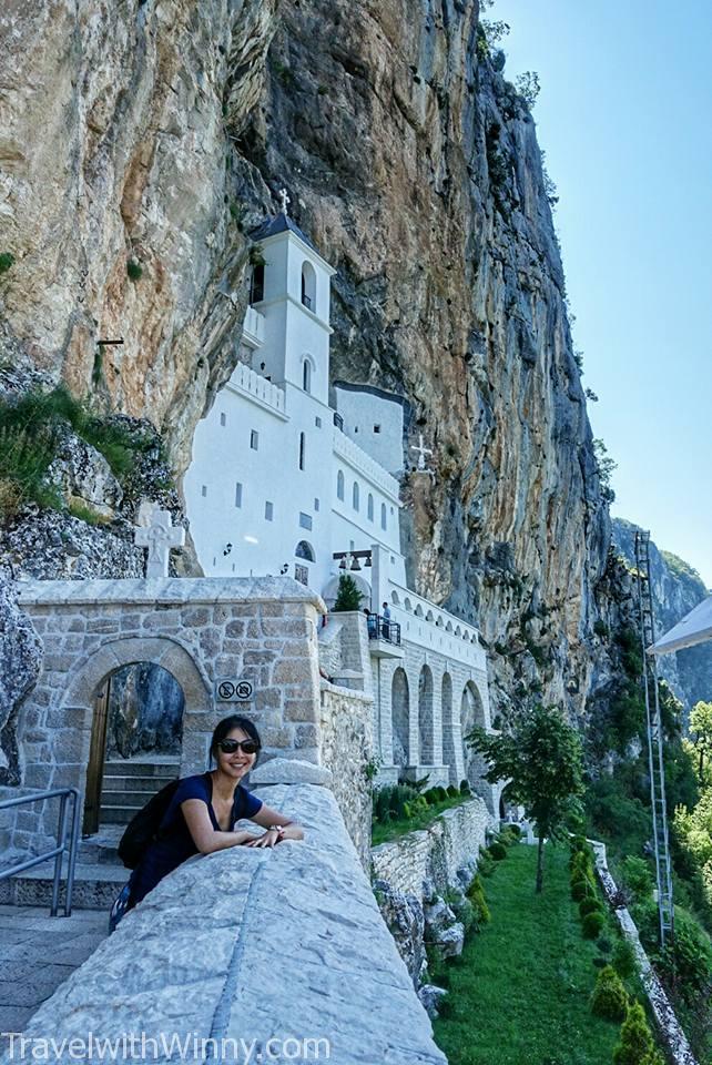 Monastery of Ostrog 奧斯特洛修道院
