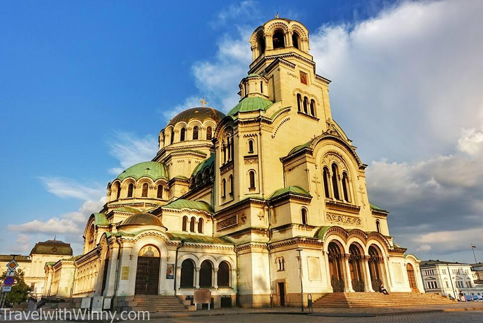 St Alexander Nevsky Cathedral
