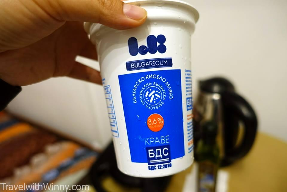 bulgaricus yoghurt 保加利亞 優酪乳