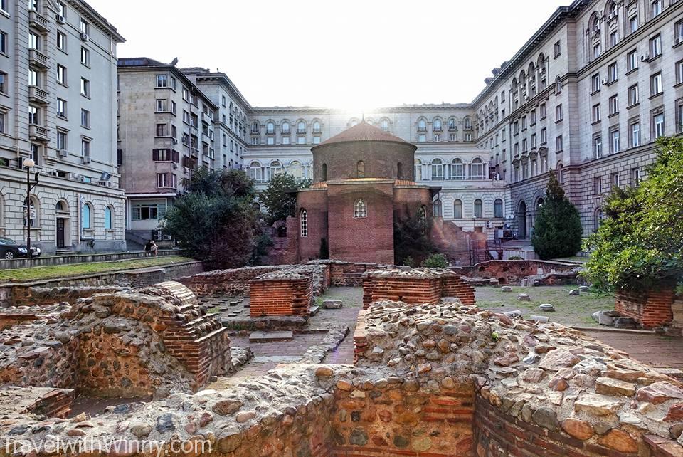 Rotunda of St George Sofia 索菲亞