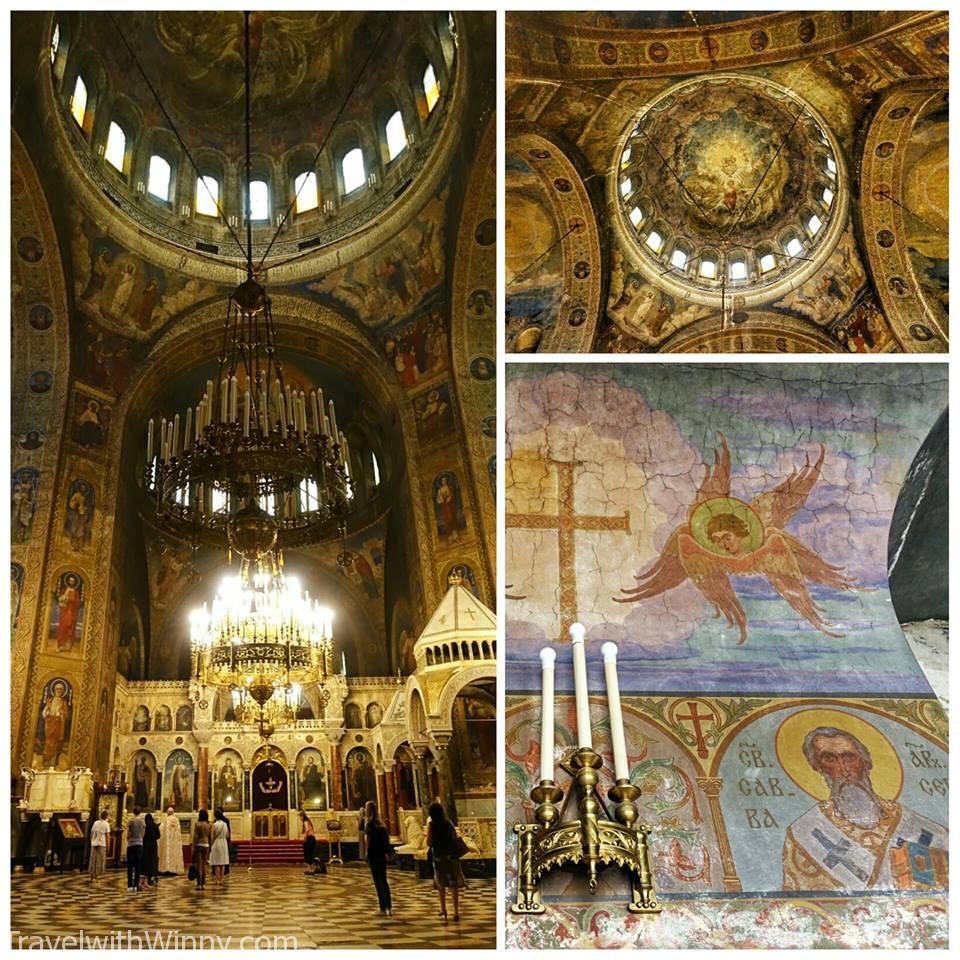 St Alexander Nevsky Cathedral 亞歷山大·涅夫斯基主教座堂