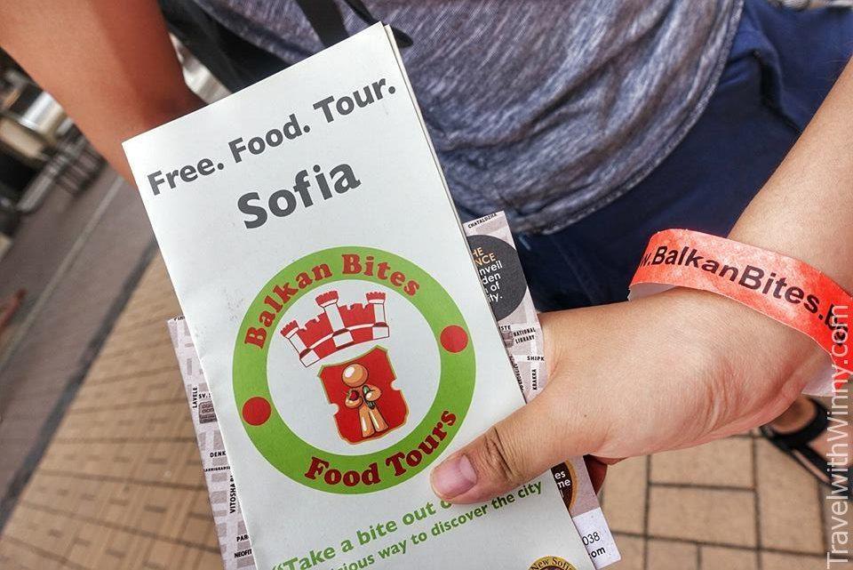Free food tour, Balkan Bites