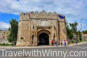 尼什城堡 Nis Fortress