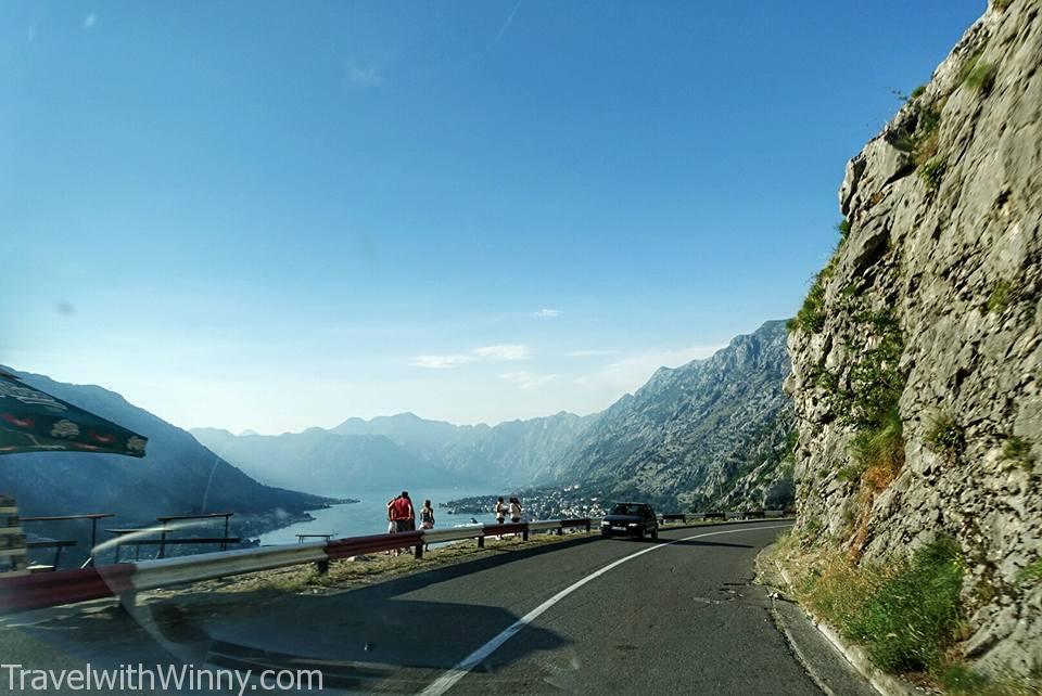 蒙特內哥羅旅遊 Driving Montenegro