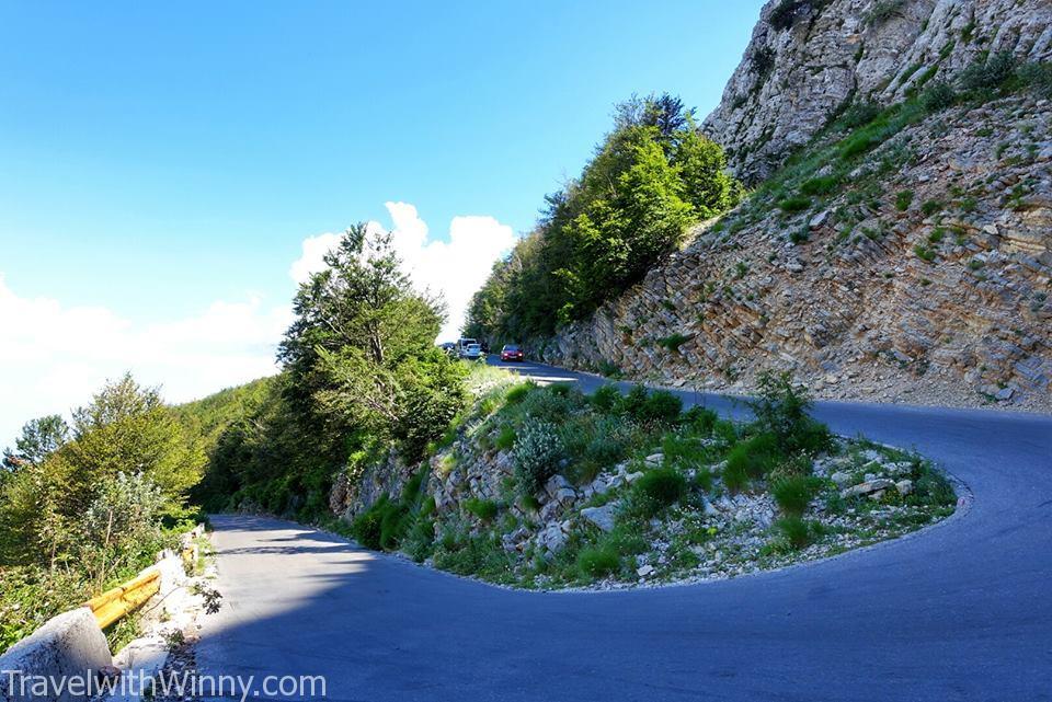 Lovcen National Park 洛夫琴山國家公園