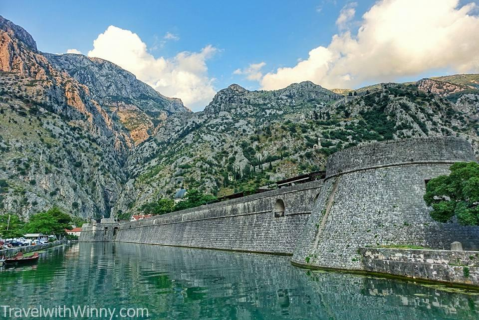 Walls of Kotor