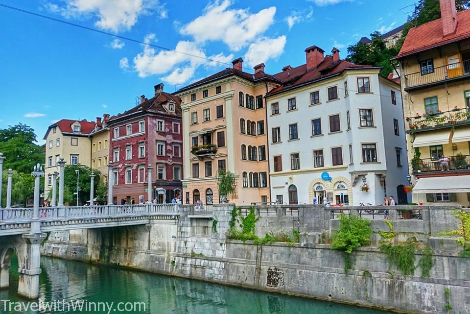 Ljubljana 盧比安納