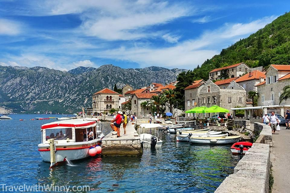 BAY OF KOTOR 科托爾灣