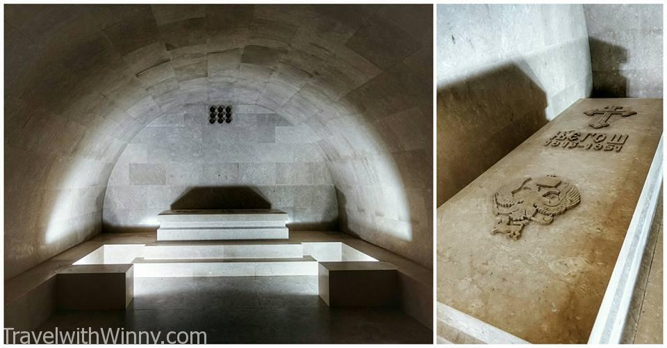 Njegoš Mausoleum 陵墓
