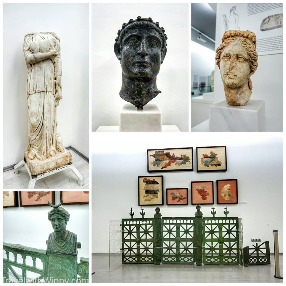 羅馬古物 roman archeology