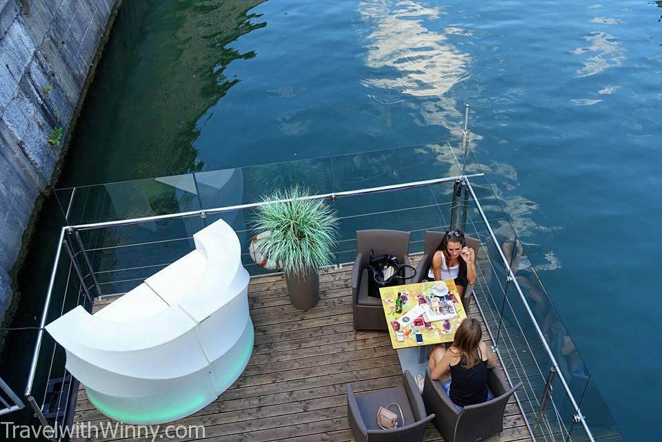 river cafe 河岸 咖啡廳