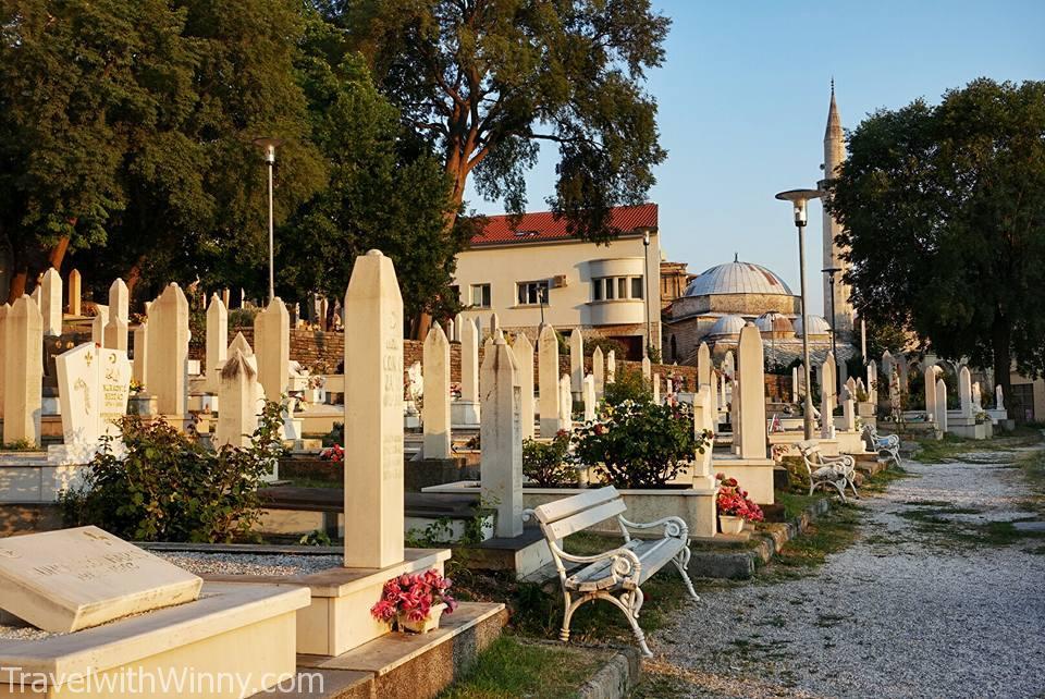 mostar grave 莫斯塔爾 墓園