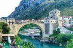 【波士尼亞】被戰爭摧毀的世界遺產- 莫斯塔爾 Mostar 古城的不同面貌