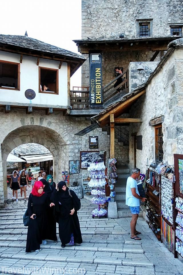 莫斯塔爾 清真寺 Mostar mosque