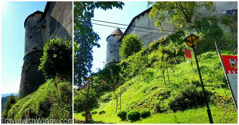 布萊德城堡 Bled Castle