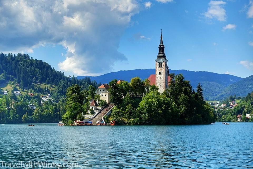 Lake Bled 布莱德湖