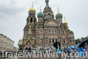 How to Enter St Petersburg Visa Free?