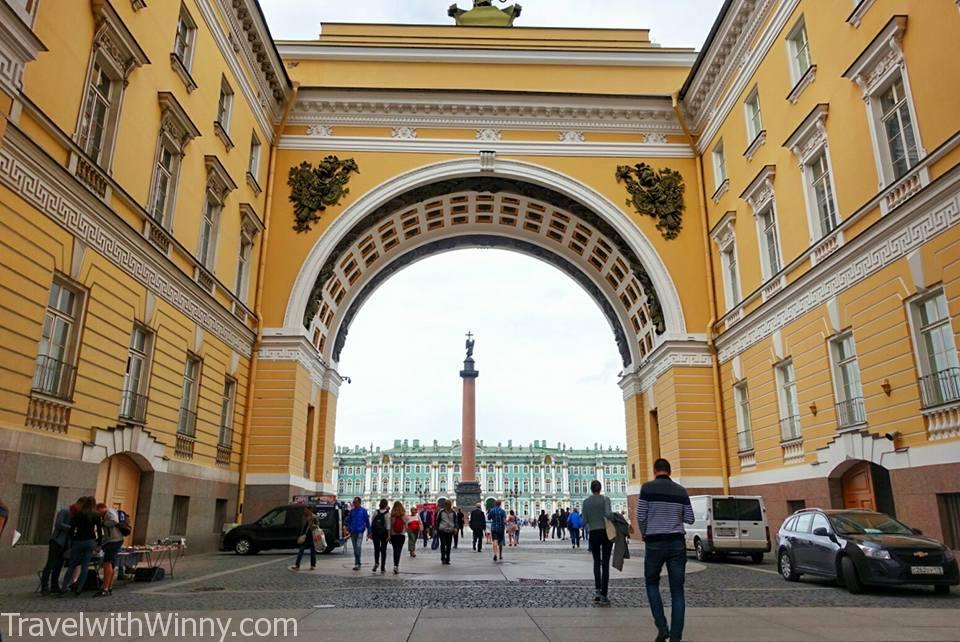 聖彼得堡 St Petersburg