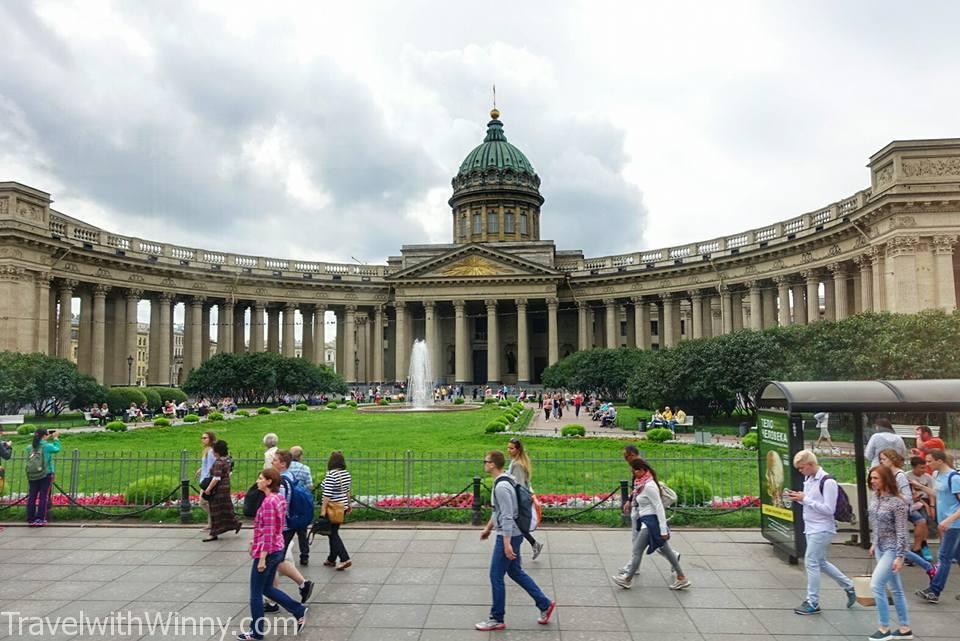 Kazan Cathedral 喀山大教堂