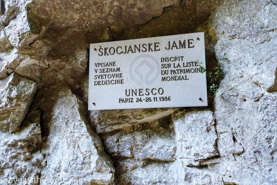 Skocjan Caves 鐘乳石洞- 什科茨揚洞群
