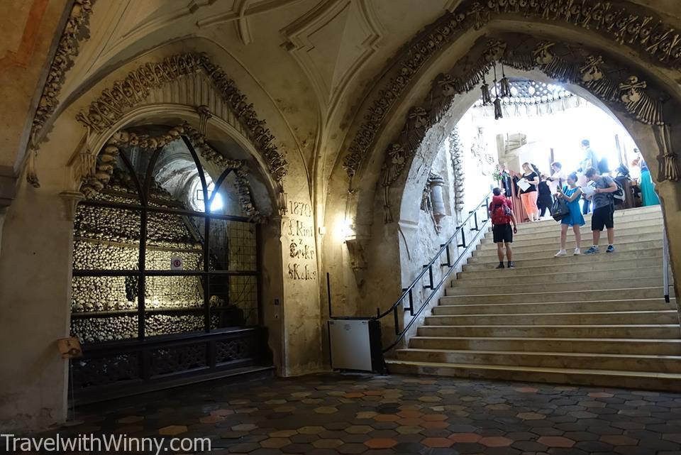 人骨教堂 Sedlec Ossuary