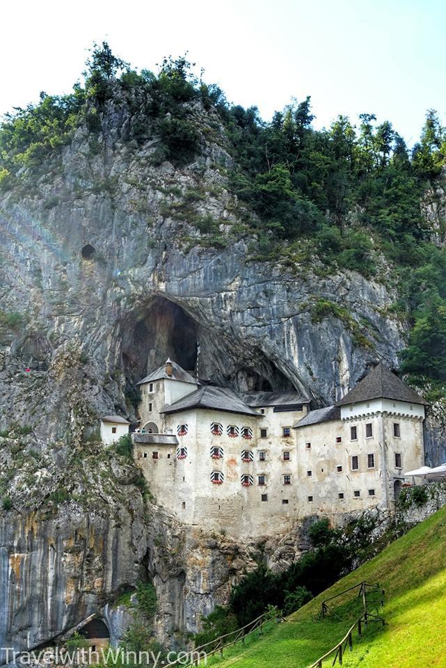 Predjama Castle 波賈瑪城堡