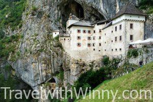 【斯洛維尼亞】世界自然遺產 Skocjan Caves 鐘乳石洞 & 大盜洞窟內的波賈瑪城堡