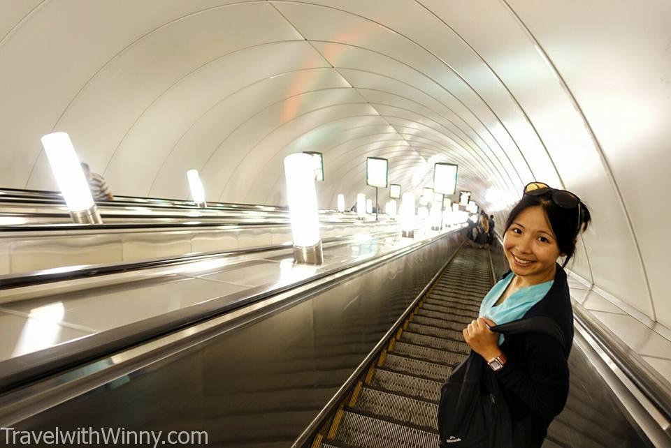 St Petersburg metro 聖彼得堡地鐵