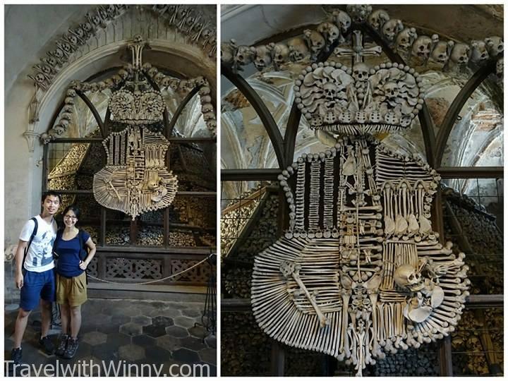 人骨教堂 Sedlec Ossuary, bone church
