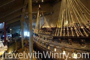 【瑞典】沉入大海三百多年的十七世紀軍艦- Vasa Museum 瓦薩沉船博物館