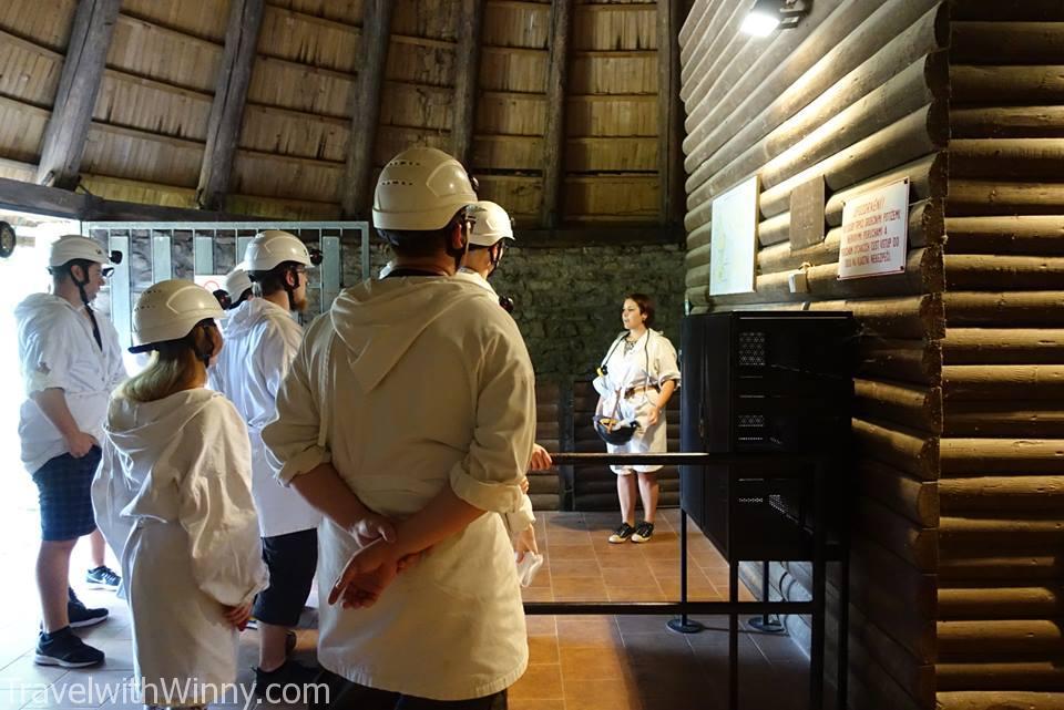 庫特納霍拉 銀礦 Kutna Hora silver mine tour