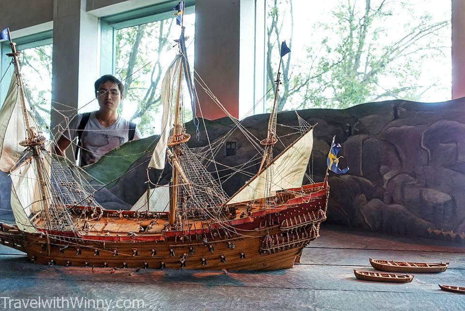 Vasa 瓦薩沉船博物館 Wasavarvet