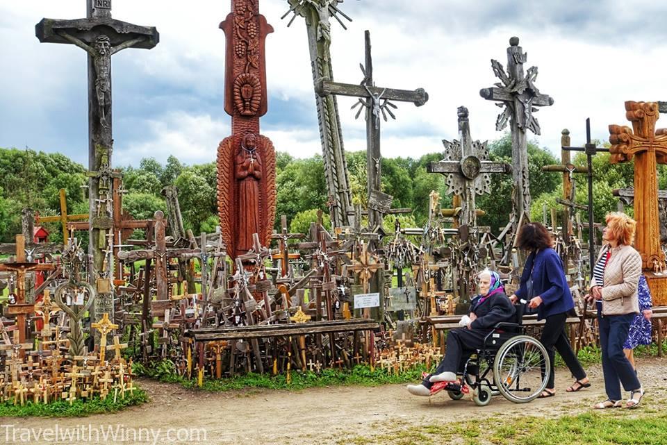 十字架山一直在立陶宛當地人有特殊的地位.