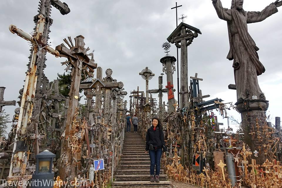 Hill of Crosses 十字架山