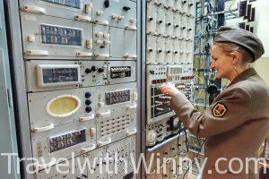 Visiting the Secret Soviet Bunker in Latvia