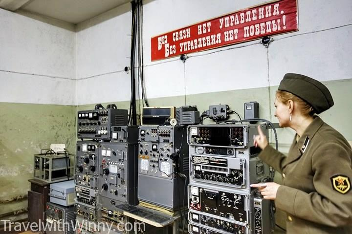 Secret Soviet Bunker Latvia