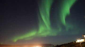Simple ways to find & take pictures of the Northern Lights in Iceland