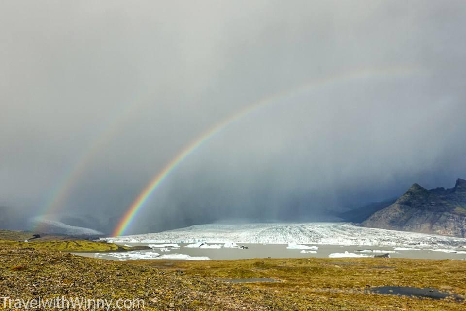 Fjallsárlón Glacier Lagoon 冰河湖