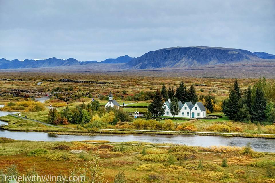 平格維爾國家公園 Þingvellir - Thingvellir National Park
