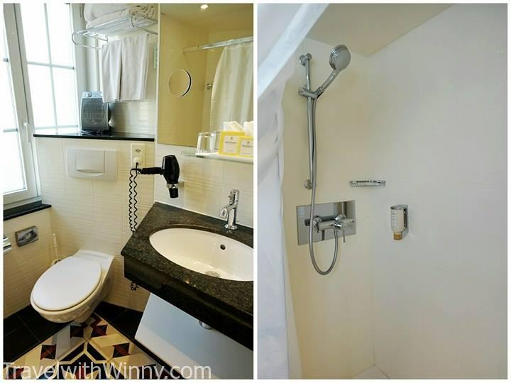 白色浴室 white toilet